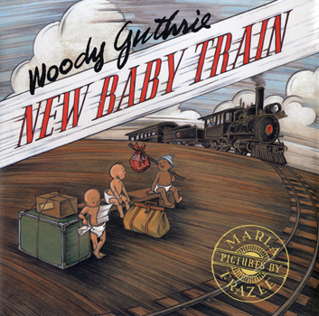 New Baby Train Cover