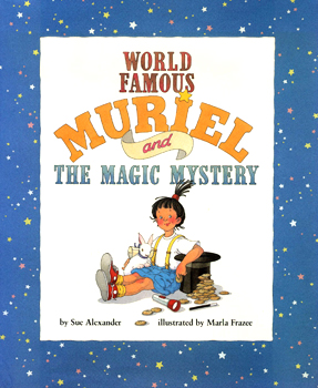 World Famous Muriel and the Magic Mystery Cover
